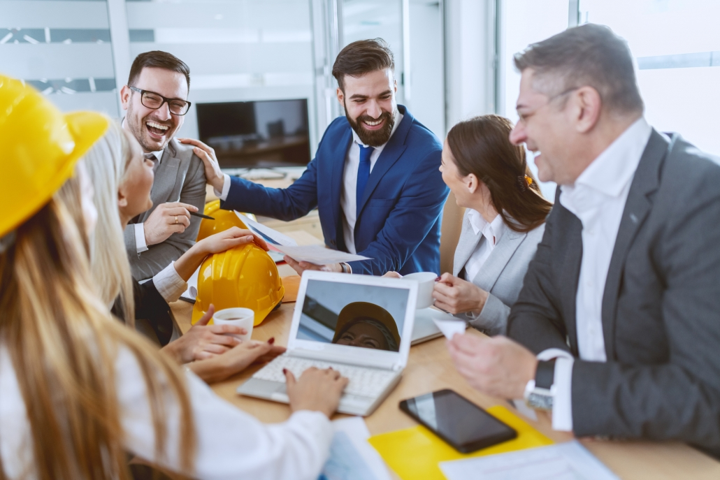 Agile Arbeitsweise bei der brandgroup