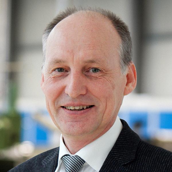 Prof. Dr. Paul Gronau</br>